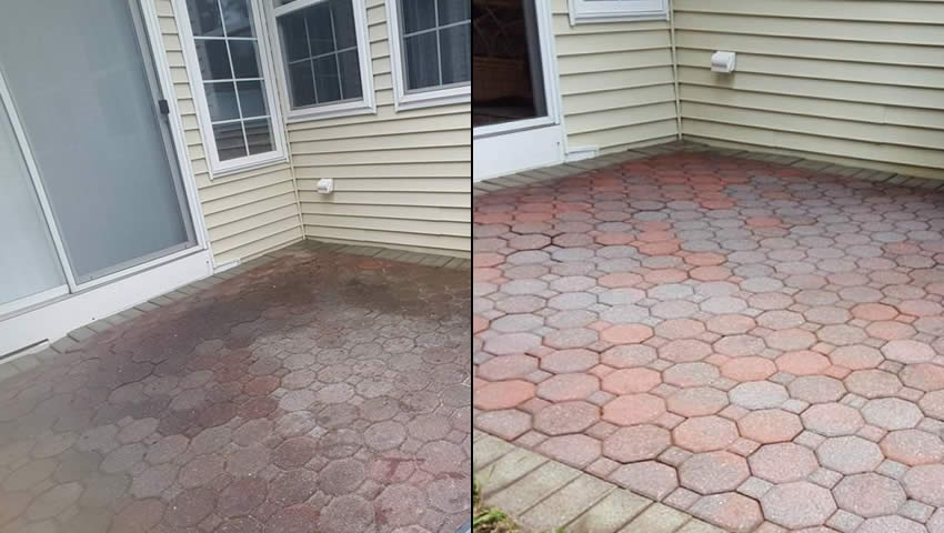 Tuckerton Paver Restoration and Cleaning near me